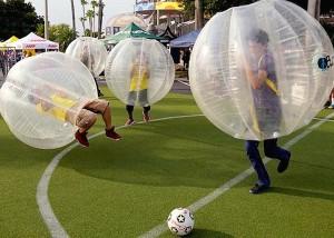 バブルサッカーレンタル